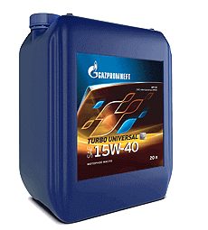Gazpromneft Turbo Universal 20W-50