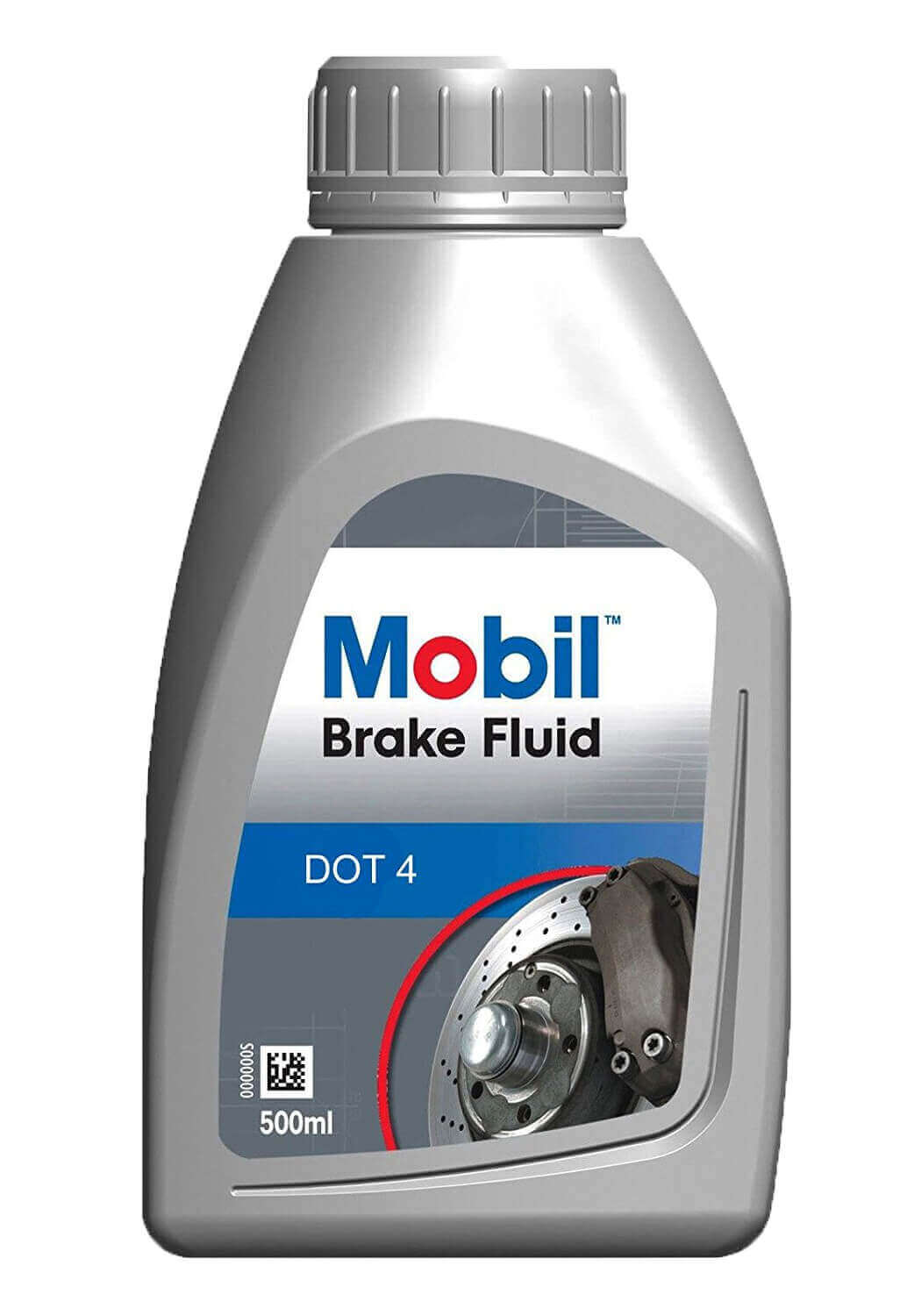фото mobil brake fluid dot 5.1